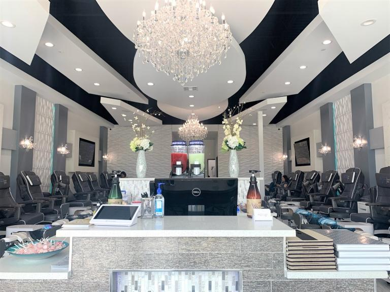 Nail salon 75409 - Vogue nail bar - Anna TX